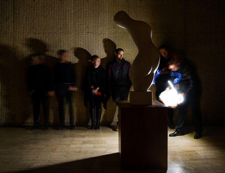 Art Noir Flashlight Tour 2019 by Jon Lemons